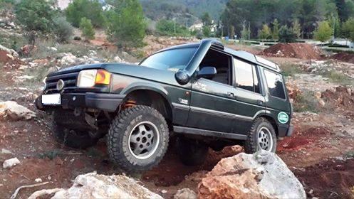 Snorkel Roca Silva Land Rover Discovery TD5