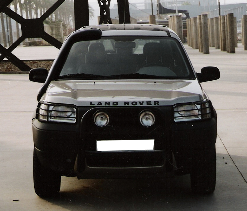 Snorkel Roca Silva Land Rover Freelander
