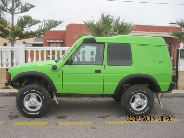 Land Rover Discovery 200 300