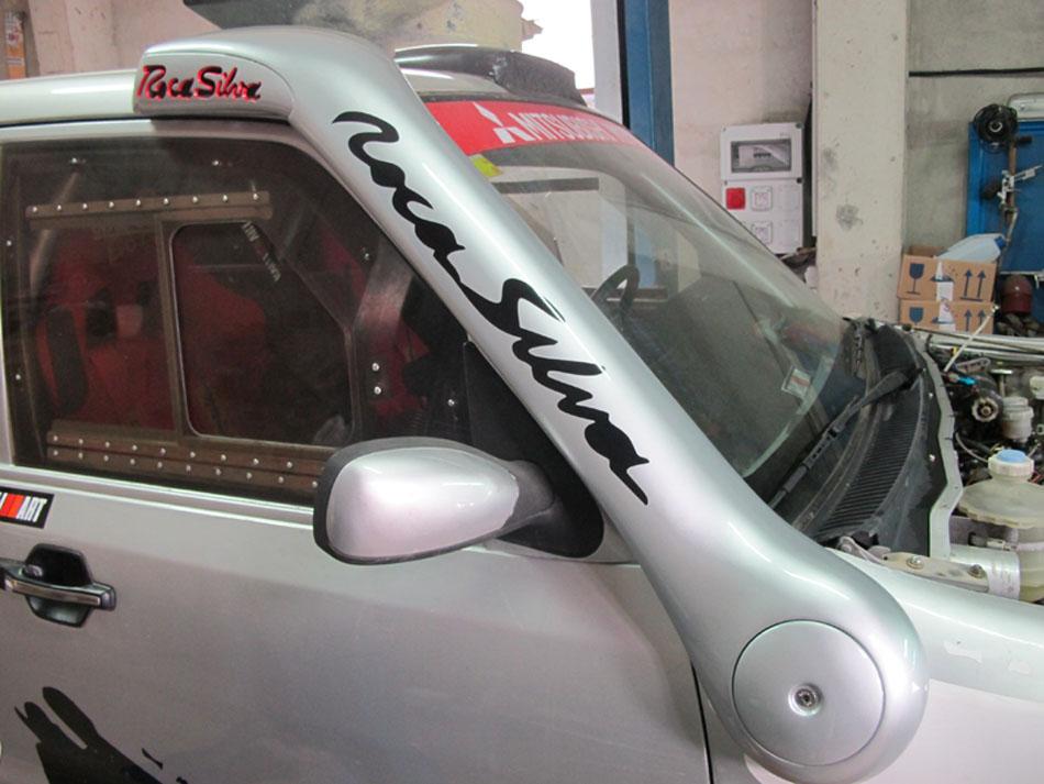 Snorkel Roca Silva Mitsubishi DI-D V80
