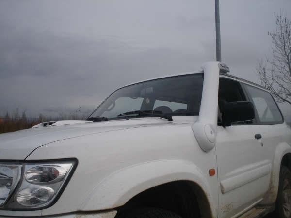 Snorkel Roca Silva Nissan Patrol GR Y61