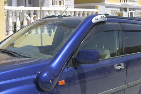 Snorkel Roca Silva Nissan X-Trail